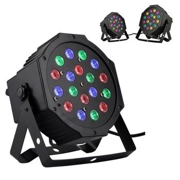Par LED 181 RGB avec braket