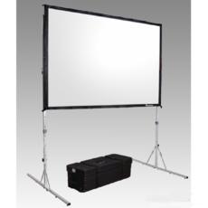 Ecran 100'' sur cadre  + vidéo projecteur