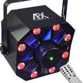 AFX Combo-washFX