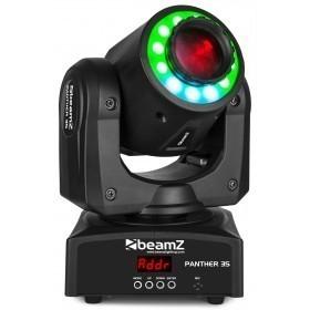 Beamz PANTHER 35 LYRE LED AVEC ANNEAU DE LEDS
