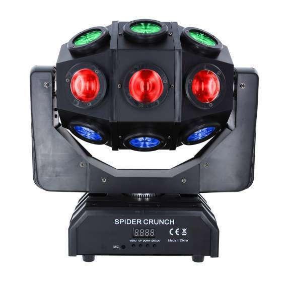 Power Lighting SPIDER CRUNCH