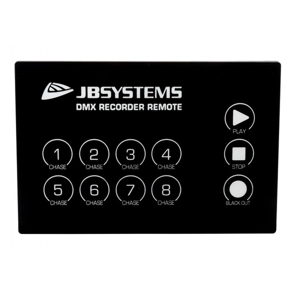 JB systems DMX RECORDER REMOTE